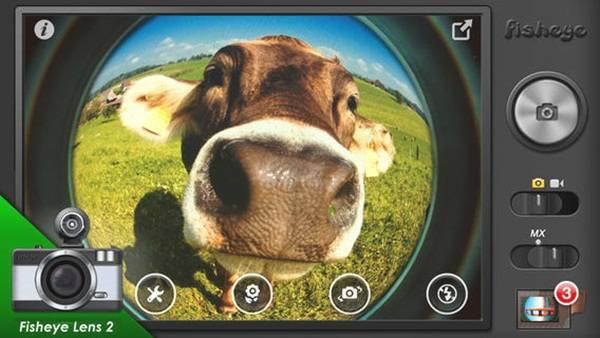 10 Aplikasi Kamera Fisheye Iphone Terbaik Isooper