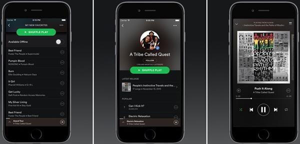 10 Aplikasi Pemutar Musik Iphone Terbaik Isooper