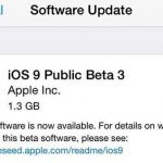 Anda Seorang Beta Tester? iOS 9.3.3 Beta Versi Ketiga Telah Dirilis
